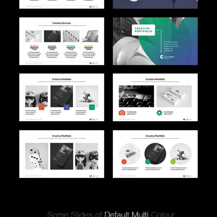 PowerPoint Presentation Template 004