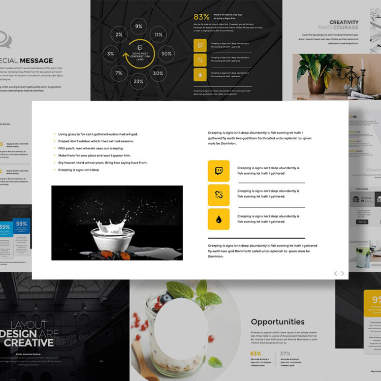 PowerPoint Presentation Template 006