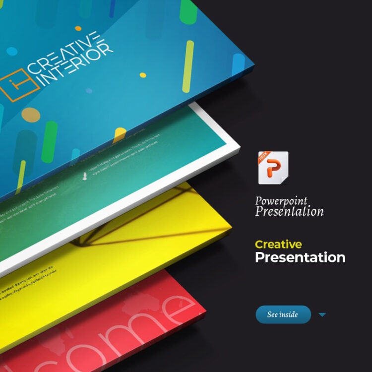 PowerPoint Presentation Template 008