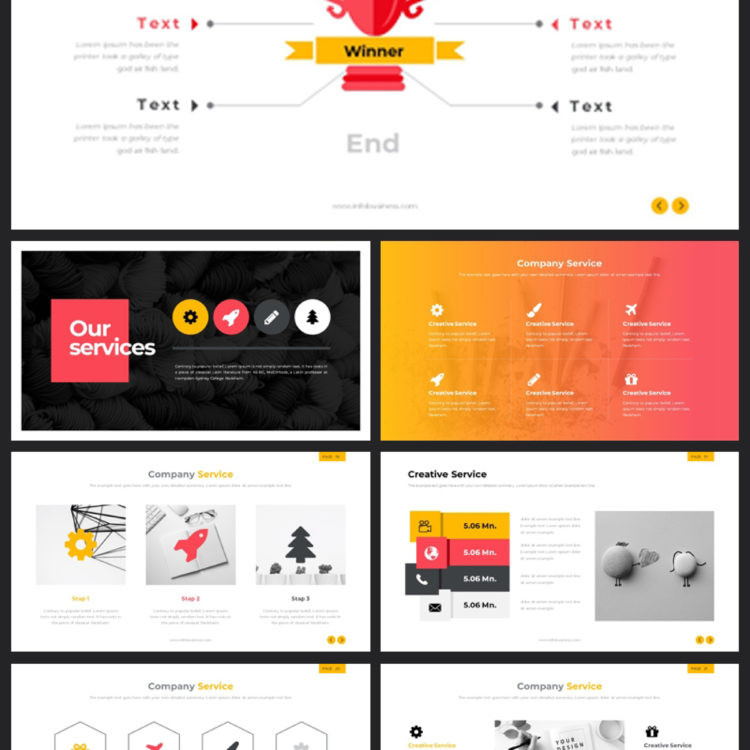 PowerPoint Presentation Template 001