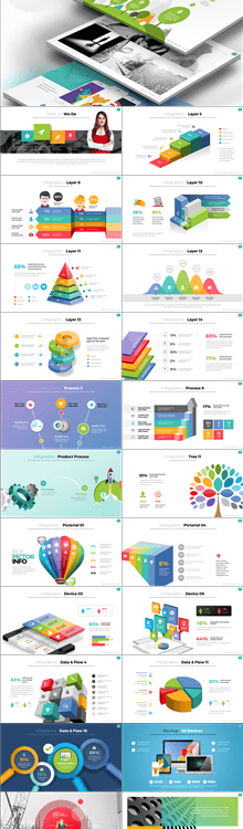 PowerPoint Template 001